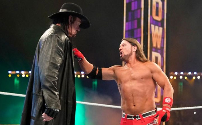WHAT! Another The Undertaker VS AJ Styles Match Is Highly Possible; Check Out What The Phenomenal One Has To Say