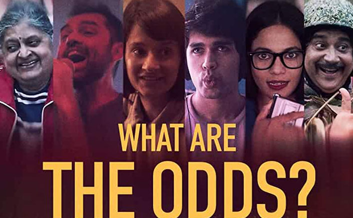 What Are The Odds? Movie Review: It's So Beautiful That You Won't 'Watch' It Because You'll 'Stare'!
