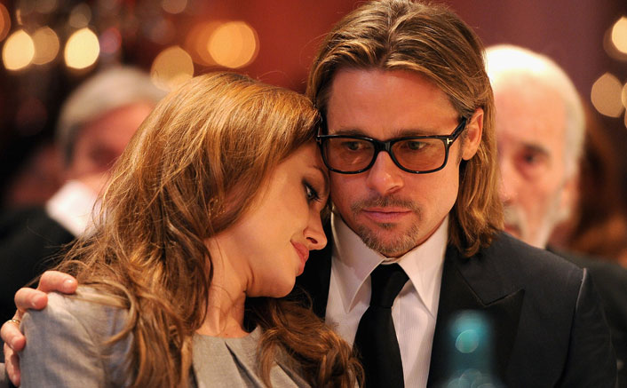 WHAT! Brad Pitt Slept On Floor For A Month At A Friends' Place After Getting Divorce With Angelina Jolie
