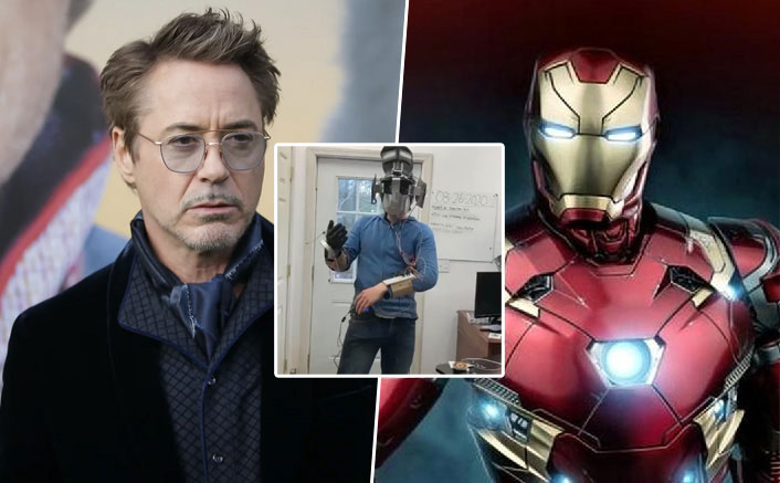 WHAT! Now Use Robert Downey Jr's Iron Man Armor In Real Life, Here's How