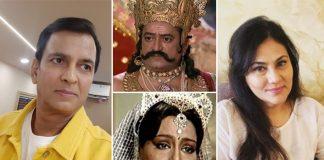 WHAT! Ramayan Actor Sunil Lahri AKA Lakshman Wants To Play Ravan & Dipika Chikhlia AKA Sita Wants To Play Kaikeyi Now, Here's Why