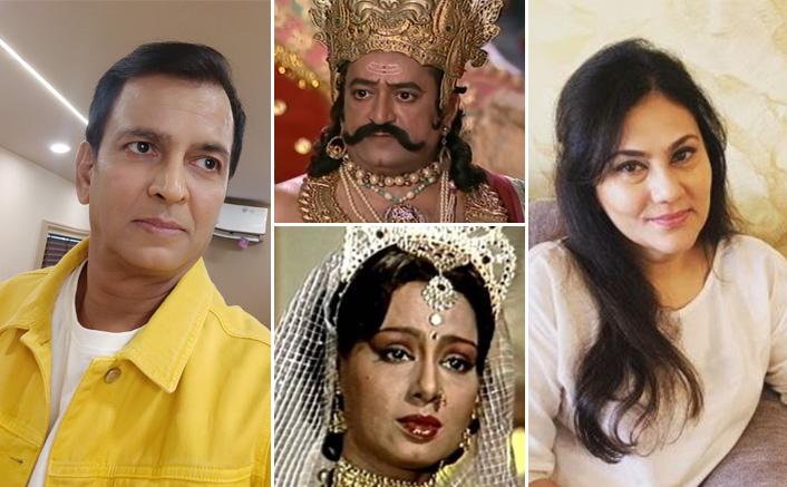 WHAT! Ramayan Actor Sunil Lahri AKA Lakshman Wants To Play Raavan & Dipika Chikhlia AKA Sita Wants To Play Kaikeyi Now, Here's Why