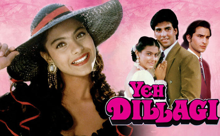 When Akshay Kumar & Saif Ali Khan Came Together With Kajol In A Yash Chopra Romantic Musical