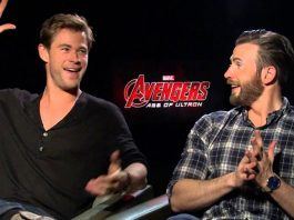 When Avengers: Endgame Actor Chris Evans AKA Captain America Found His Superhero In 'Thor' Chris Hemsworth