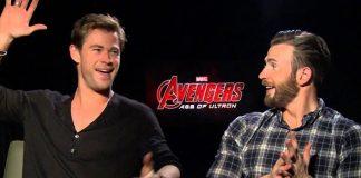 When Avengers: Endgame Actor Chris Evans AKA Captain America Found His Superhero In 'Thor' Chris Hemsworth