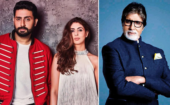 Amitabh Bachchan's Video Of Introducing Kids Abhishek Bachchan & Shweta Bachchan To The Audience Will Bring Back Good Old Memories