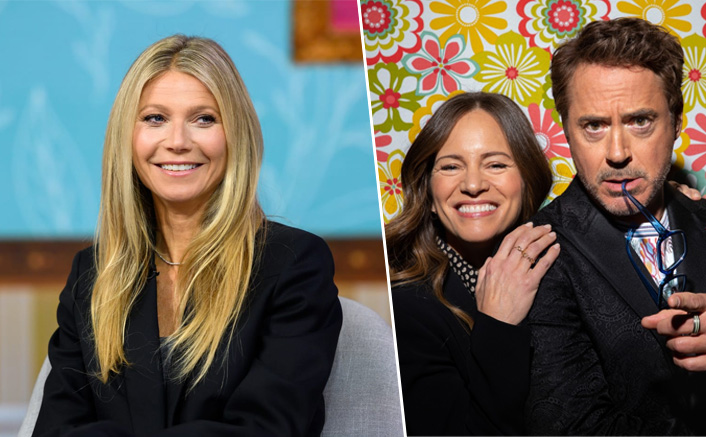 When 'Iron Man' Robert Downey Jr's Wife Susan Downey Reacted To His On-Screen Kiss With Gwyneth Paltrow