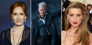 When JK Rowling Cast Didn't Replace Johnny Depp In Fantastic Beasts: The Crimes Of Grindelwald Despite Getting Trolled Post Amber Heard's Allegations!