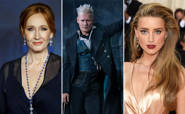 When JK Rowling Supported Johnny Depp Despite Getting Trolled After Amber Heard's Allegations!