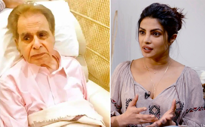 "When Priyanka Chopra Allegedly Spoke About Veteran Actor Dilip Kumar & Said ""Who The Hell Cares About That Old Man?"""