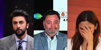 When Ranbir Kapoor's Speech On Father Rishi Kapoor Left Alia Bhatt Sobbing! WATCH
