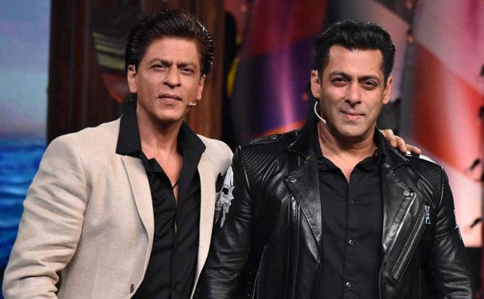When Salman Khan Said Only God Can Make Shah Rukh Khan & Him Friends Again After Their 2008 Fight!