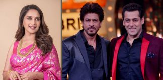 When Shah Rukh Khan and Salman Khan came together to deliver a surprise success with Madhuri Dixit