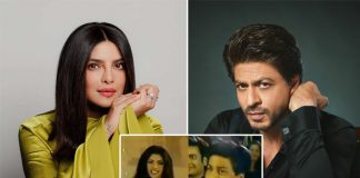 When Shah Rukh Khan Hypothetically Asked Priyanka Chopra If She'll Marry An Actor Like Him During Miss India 2000 Contest, WATCH