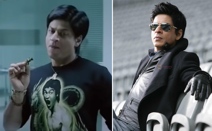 When Shah Rukh Khan's Entertainer With Dharma Productions Flopped Despite A Double Role Act