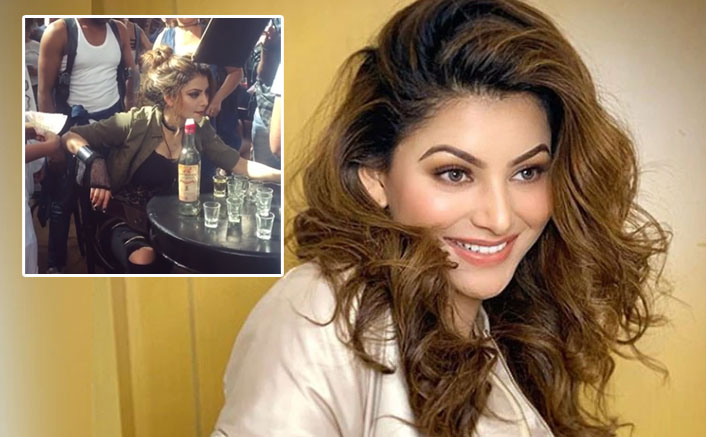 When Urvashi Rautela Was Shouted Upon For Not Knowing How To Smoke A Cigar