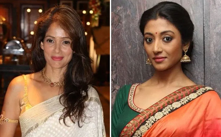 Paoli Dam Bonded With Vidya Malvade Over Yoga On The Sets Of Kaali 2