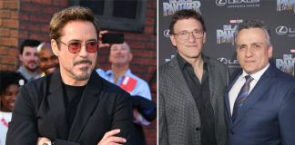 WHOA! Russo Brothers & Robert Downey Jr Tease Fans About Their Collab For Another Marvel Movie!