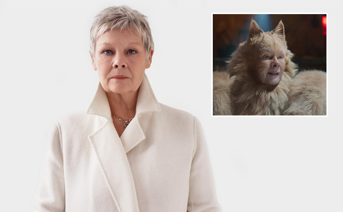 """Dame Judi Dench On Her 'Cats' Look: """"The Cloak Was Like Five Foxes F**king On My Back"""""""