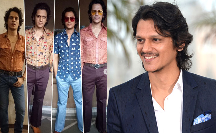 Gully Boy Fame Vijay Verma Shares His Fondness For Retro Style, Check Out