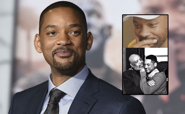 Will Smith Gets All Teary Eyed In His Tribute To James 'Uncle Phil' Avery