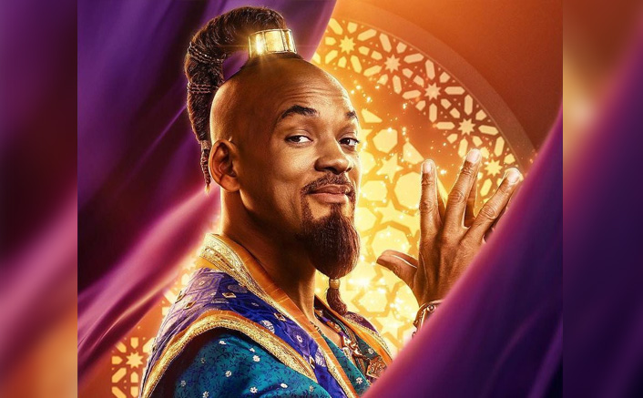 "Will Smith Was More Than Anxious To Play Genie In Aladdin, Says, ""It Was Terrifying"""
