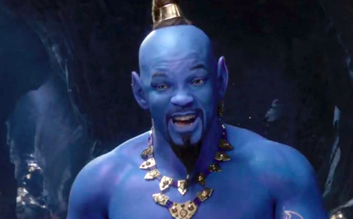 Will Smith's Genie From Disney's Aladdin To Get A Spin-Off?