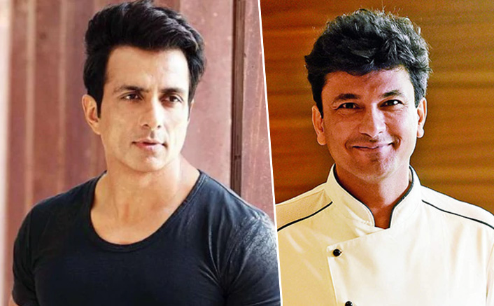 WOW! Chef Vikas Khanna Gives A Heart-Warming Tribute To Sonu Sood For His Work During COVID-19 Crisis!