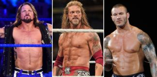 WWE: AJ Styles, Edge & Randy Orton - The Saviours Of The Company?
