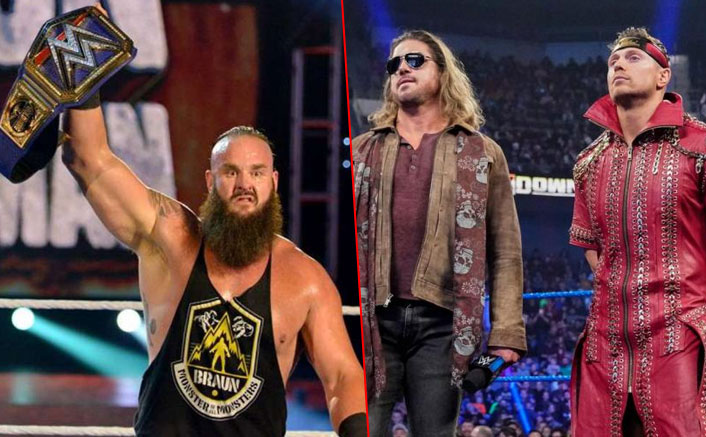 WWE Friday Night Smackdown Results: Braun Strowman To Defend Universal Championship In A 2 On 1 Handicap Match Against The Miz & John Morrison At Backlash
