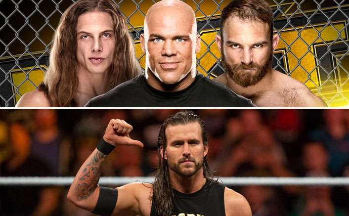 WWE NXT Results: Kurt Angle's Return, Adam Cole VS The Velveteen Dream Announcement & Much More!