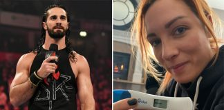 WWE: Seth Rollins Finally Breaks Silence On Becky Lynch's Pregnancy News!