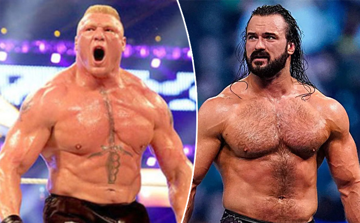 """WWE Star Drew McIntyre: """"There's No One Like Brock Lesnar In The World"""""""