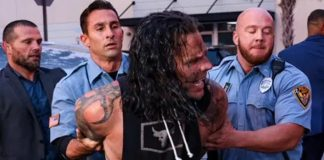 WWE Star Jeff Hardy Arrested Following A Car Accident