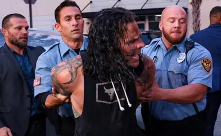 WWE Star Jeff Hardy's Controversial Streak Continues! Gets Arrested For THIS Reason