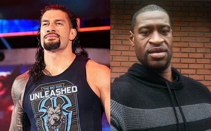 WWE Superstar Roman Reigns Calls For Justice For George Floyd