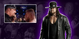 WWE: The Undertakers Makes A SHOCKING Revelation On His UFC Staredown With Brock Lesnar