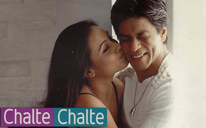17 years of Chalte Chalte - When Shah Rukh Khan and Rani Mukherjee delivered first hit for Dreamz Unlimited after two massive flops