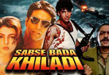 25 years of Akshay Kumar's Sabse Bada Khiladi - When twists, action and suspense rules the show