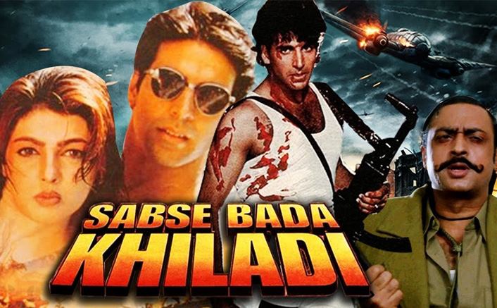 25 Years Of Akshay Kumar's Sabse Bada Khiladi: When Twists, Action & Suspense Ruled The Show