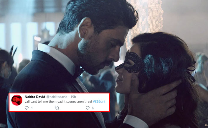 365 DNI On Netflix Takes Netizens On A Wild Ride With Its S*x Scenes, People Wonder If It's Real!