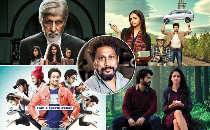 Shoojit Sircar MAGIC! From Yahaan, Vicky Donor To Pink - A Look At The Director's Dreamy Filmography