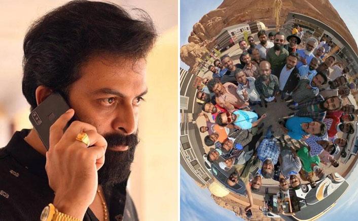 Aadujeevitham: Another Crew Member Of Prithviraj Sukumaran Starrer Tests Positive For COVID-19