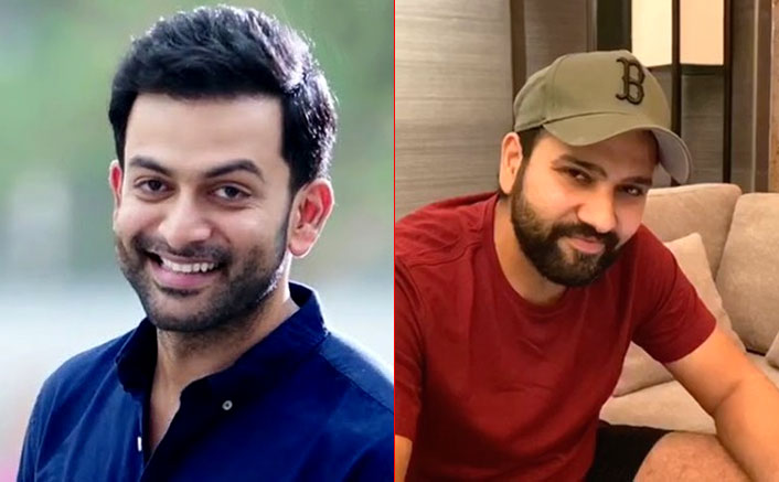 Aadujeevitham: Prithviraj Sukumaran Confesses Trying A Pull Shot Thinking He Is Rohit Sharma In This Throwback Picture