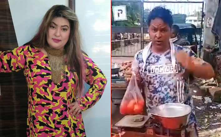 Aamir Khan's Co-Star Javed Hyder Is NOT Selling Vegetables For A Living; Dolly Bindra's Caption To The Viral Video Is Untrue