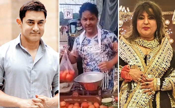 Aamir Khan's Ghulam Co-Star Javed Hyder Is Selling Vegetables Amid Pandemic, Former Bigg Boss Contestant Dolly Bindra Shares Video