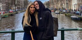 Aaron Carter gets engaged to Melanie Martin after being reunited