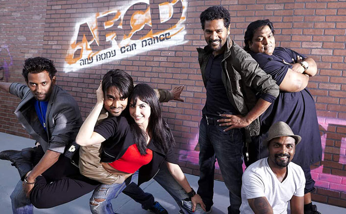 ABCD Box Office: Here's The Daily Breakdown Of Prabhudheva Led 2013's Dance Film