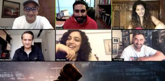 Abhishek Bachchan announces the live premiere of Breathe: Into The Shadows trailer via video call with his co-stars