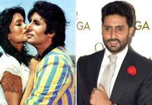 Abhishek recalls being thrown off the set of Big B's 'Pukar' as a kid